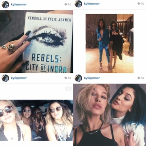 Just because Kylie can post 4 times in one day, doesn't mean you should